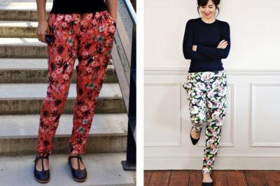 Μάθε να ράβεις: Παντελόνι 11