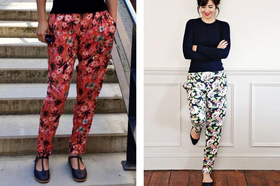 Μάθε να ράβεις: Παντελόνι 1
