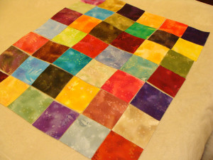 Κουρτίνα patchwork 1