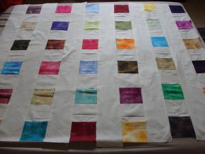 Κουρτίνα patchwork 4