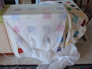 Κουρτίνα patchwork 6