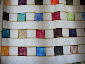 Κουρτίνα patchwork 7