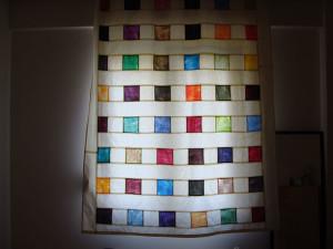 Κουρτίνα patchwork 8