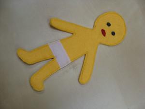Κούκλες και ρουχαλάκια από felt 2
