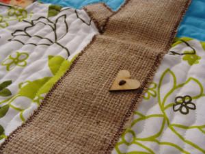 Το πρώτο μου quilt παπλωματάκι 12
