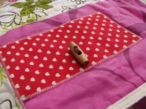 Το πρώτο μου quilt παπλωματάκι 14