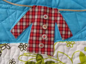Το πρώτο μου quilt παπλωματάκι 17