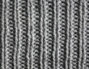 Βασικές πλέξεις - Λάστιχο 2